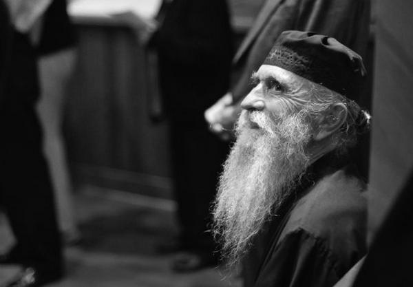 Călugărul alcoolic …