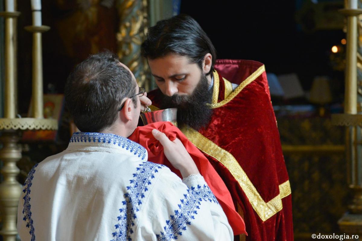 """""""Nu pot trăi fără Sfânta Împărtășanie și Sfânta Liturghie, care sunt hrana sufletului meu..."""""""