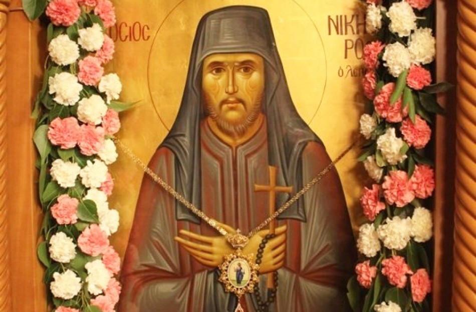 Sfântul Nichifor Leprosul apare în Bulgaria și dă leacul pentru Coronavirus