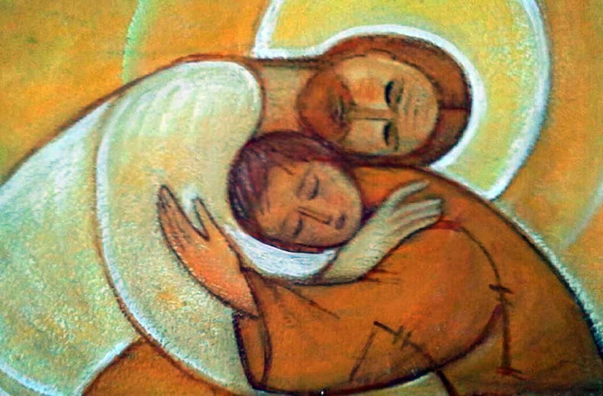 """""""Știți ce înseamnă să Îl ții în brațe pe Hristos și să Îi spui: """"Nu te las să pleci!""""?"""