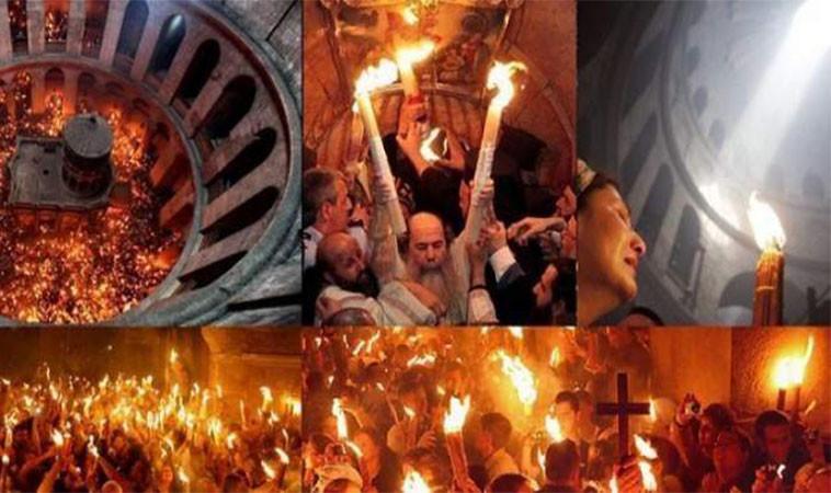 10 informații despre Sfânta Lumină de la Ierusalim