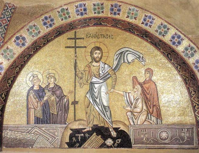 """Nu el mi-a spus """"Hristos a înviat!"""", ci a fost îngerul Domnului."""