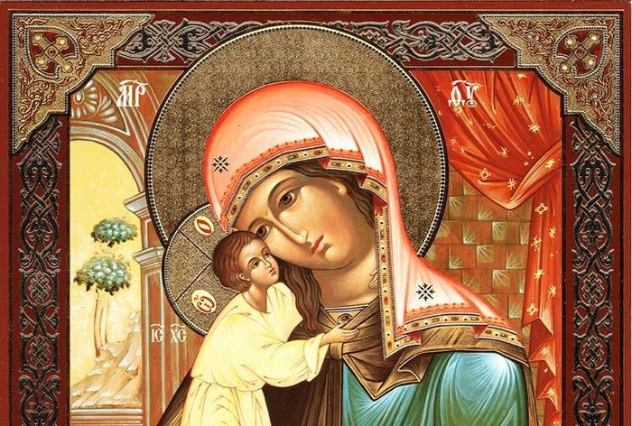 O frumoasă istorioară despre puterea rugăciunii către Maica Domnului
