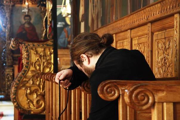 "Puterea rugăciunii ""Doamne Iisuse…"""