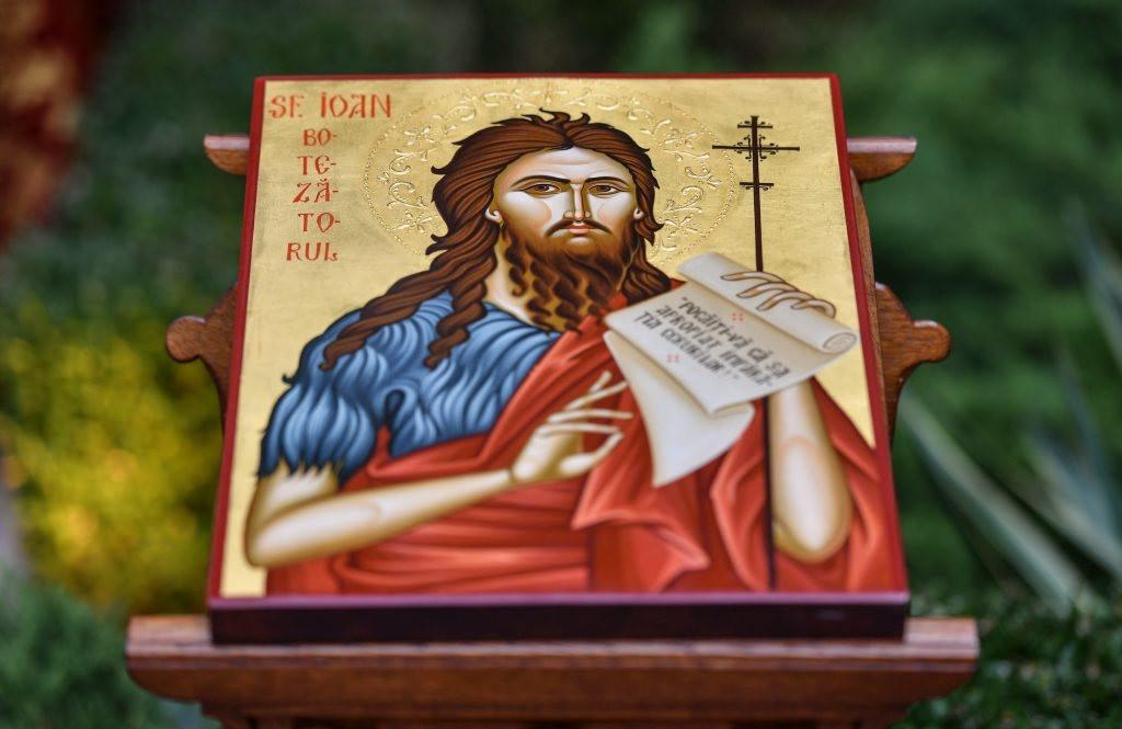 Sfântul Ioan Botezătorul, prietenul Lui Hristos