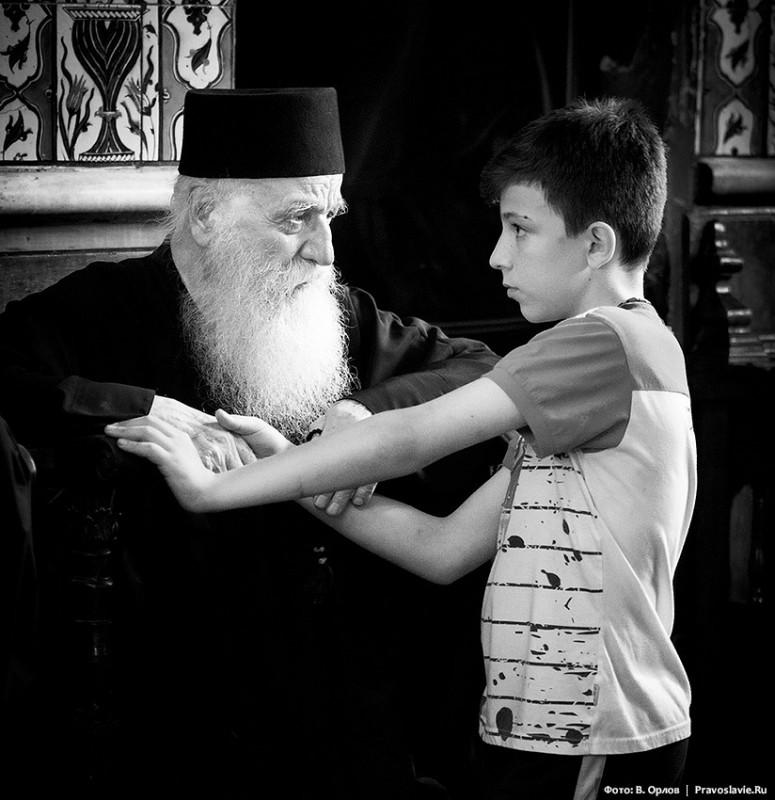 Învăţaţi-i pe copii să ceară ajutorul lui Dumnezeu