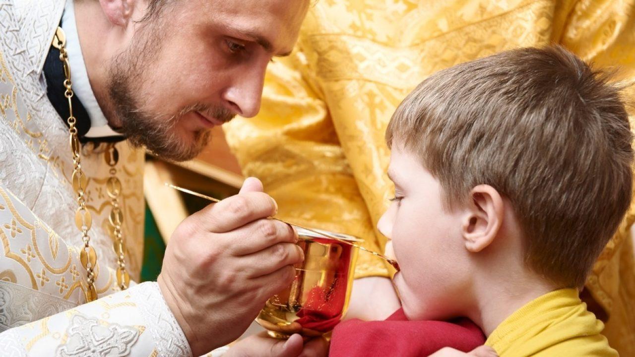 """""""Prin Sfânta Împărtășanie, omul îşi despovărează conştiinţa de păcate, de frica de rob, păstrând doar sfiala de fiu"""""""