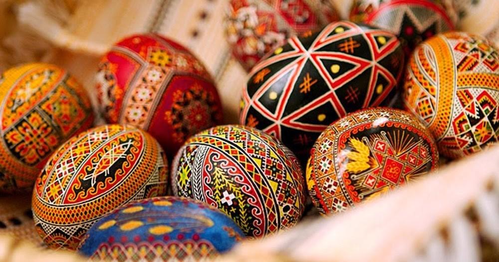 Ouăle de Paşte nu se vopsesc niciodată în Vinerea Mare