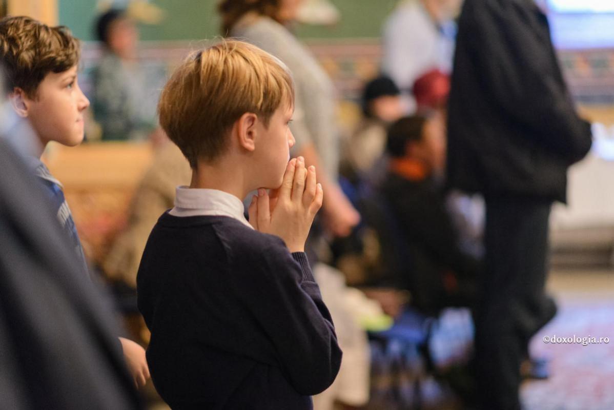 Rugăciunea are mare putere în familie