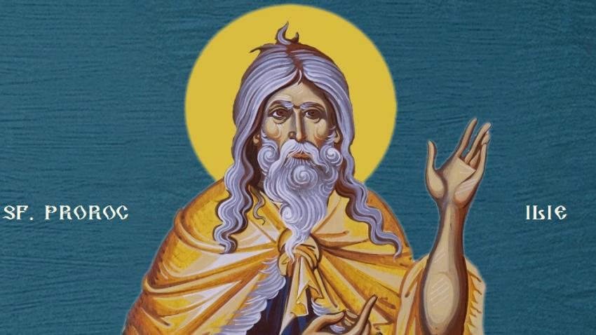 Ilie – sfântul care a trăit pe pământ, dar nu a murit niciodată