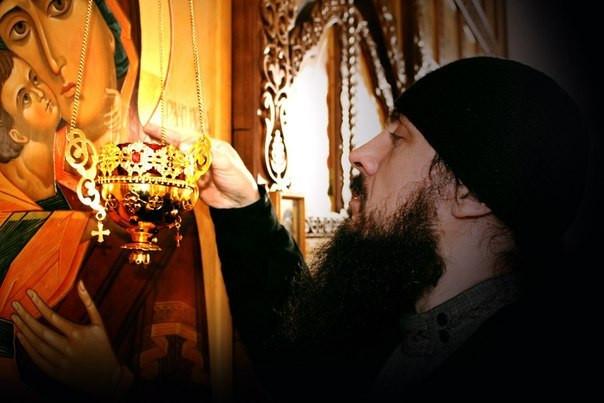 """""""Unde este Domnul, nu este păcat; unde nu este păcat, acolo este pace şi fericire adevărată"""""""