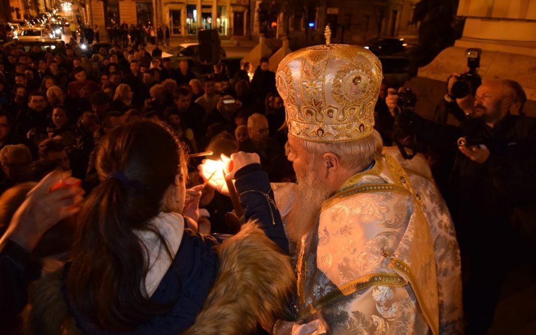 Ce facem cu lumânarea de la Înviere ?