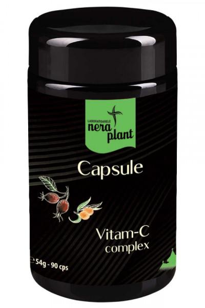 Capsule Vitam-C-Complex Eco 90 Capsule