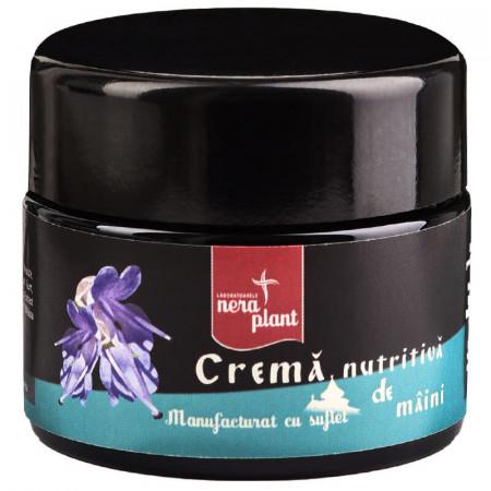 Crema nutritiva de maini Nera Plant, 35g