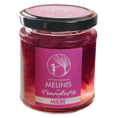 Melinis de trandafiri in miere - 230 gr