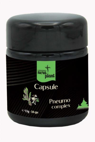 Capsule Nera Plant BIO Pneumo-complex, 30 cps.