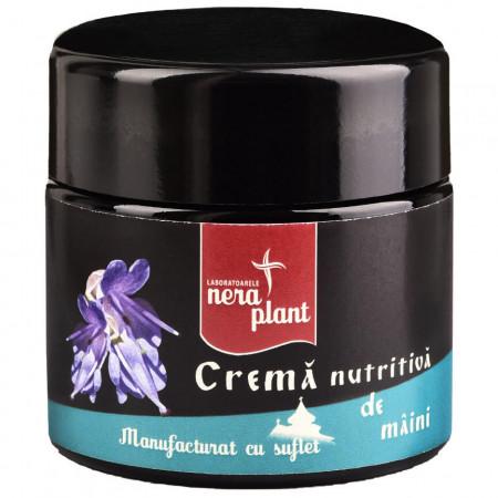 Crema nutritiva de maini Nera Plant, 100g