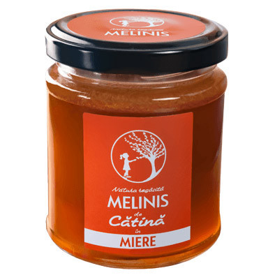 Melinis de catina in miere - 230 gr