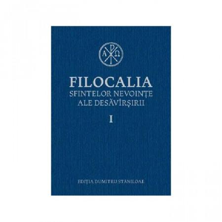 Filocalia sfintelor nevoinţe ale desavarsirii Vol. 1 (ediţia cartonata)