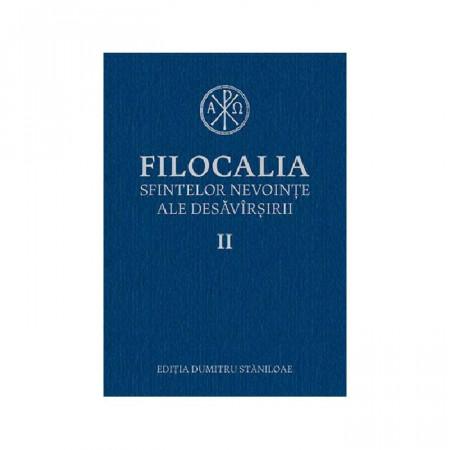 Filocalia sfintelor nevointe ale desavasirii Vol. 2 (ediţia cartonata)
