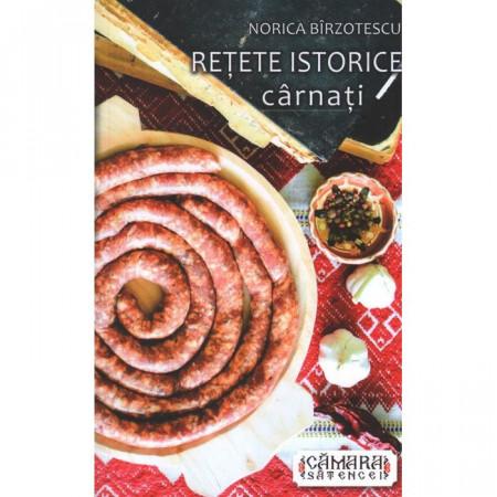 REȚETE ISTORICE - CARNATI