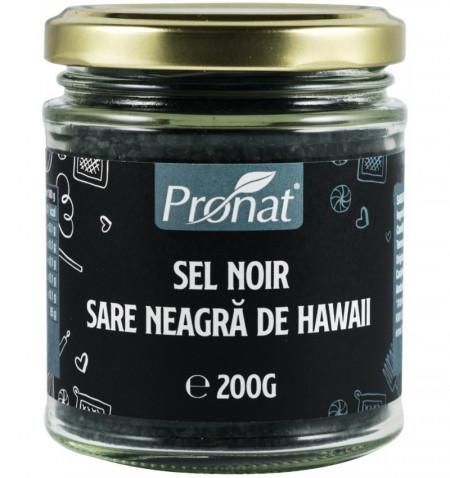Sare neagra de hawaii Pronat 200g
