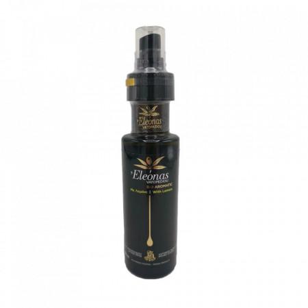 Ulei de masline extravirgin BIO cu aroma de lamaie 100 ml - Sfantul Munte Athos - Manastirea Vatoped