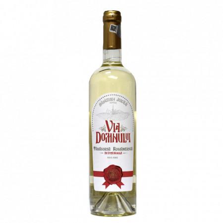 Vin Tamaioasa romaneasca dulce - Via Domnului - Manastirea Jercalai, 0,75l