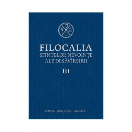 Filocalia sfintelor nevointe ale desavarsirii Vol. 3 (ediţia cartonata)