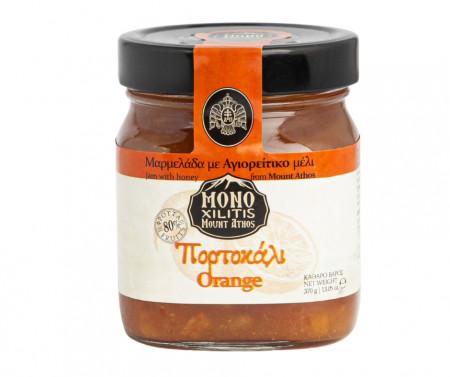 Marmelada de portocale - Sfantul Munte Athos - Man. Sf. Pavel - 370 gr