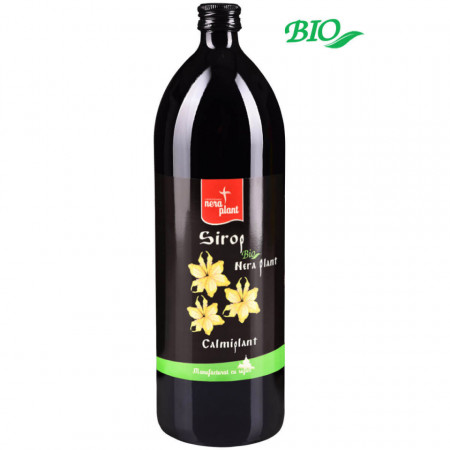 Sirop Nera Plant BIO Calmiplant, 1L