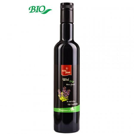 Ulei de salvie BIO Nera Plant cu ulei de masline, 500ml