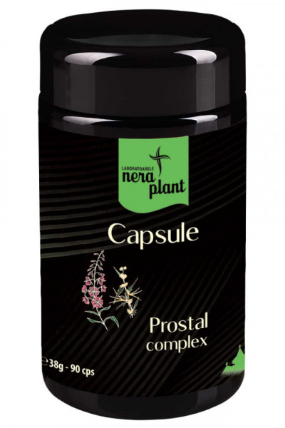 Capsule Nera Plant BIO Prostal-complex, 90 capsule
