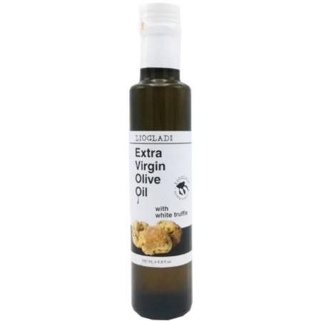 Ulei de măsline extravirgin aromatizat cu trufe albe, 250 ml