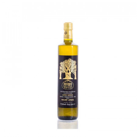 Ulei de masline extravirgin - Sfantul Munte Athos - Man. Sf. Pavel 750 ml