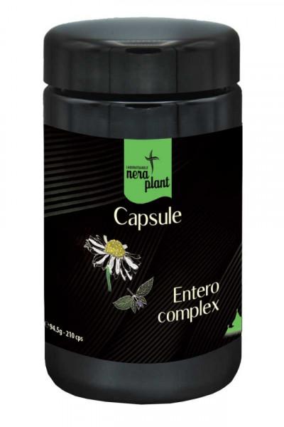 Capsule Nera Plant BIO Entero-complex, 210 cps.