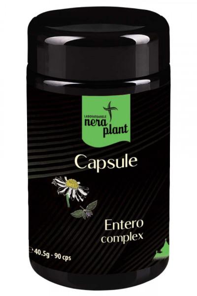Capsule Nera Plant BIO Entero-complex, 90 cps.