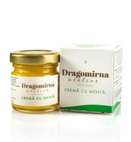 Crema cu menta - 40 gr