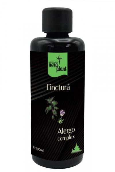 Tinctura Nera Plant BIO Alergo-complex, 100ml