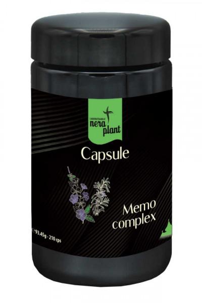Capsule Nera Plant BIO Memo-complex, 210 capsule