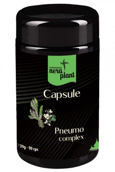 Capsule Nera Plant BIO Pneumo-complex, 90 cps.