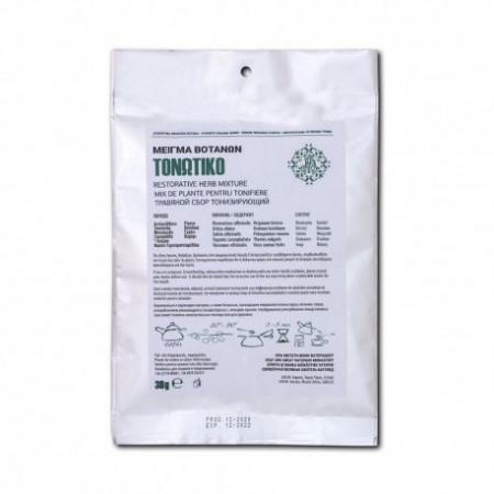 Ceai organic - mix pentru tonifiere, 30G - Sfantul Munte Athos - Manastirea Vatoped