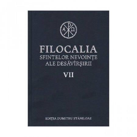 Filocalia sfintelor nevointe ale desavarsirii Vol. 7 (ediţia cartonata)