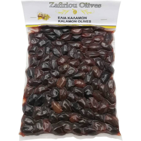 Măsline Kalamon Jumbo, 500 gr