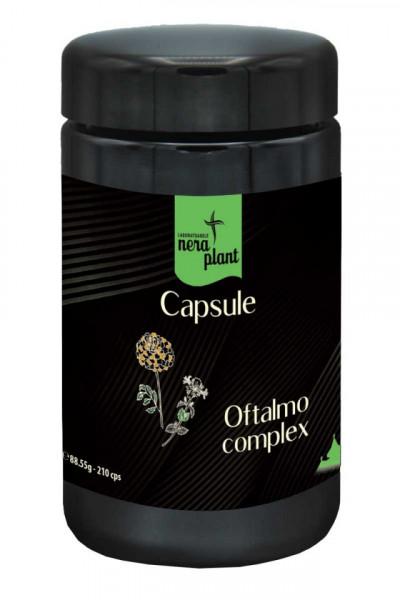 Capsule Nera Plant BIO Oftalmo-complex, 210 cps.