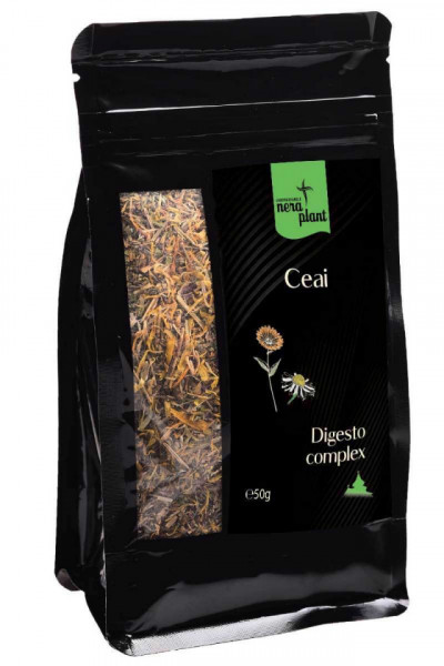 Ceai Nera Plant BIO Digesto-complex, 50g