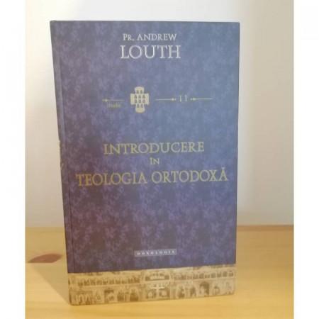 COPERTA DETERIORATA - Introducere in teologia ortodoxa - Pr. Andrew Louth
