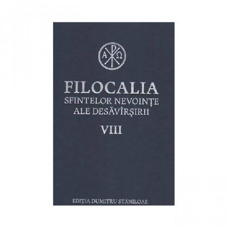 Filocalia sfintelor nevointe ale desavarsirii Vol. 8 (ediţia cartonata)