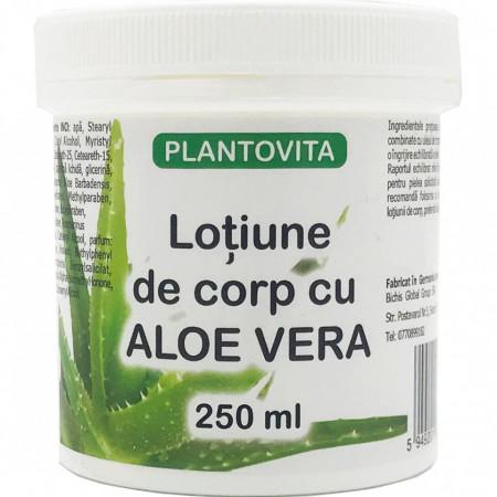 LOTIUNE DE CORP CU ALOE VERA, 250 ML