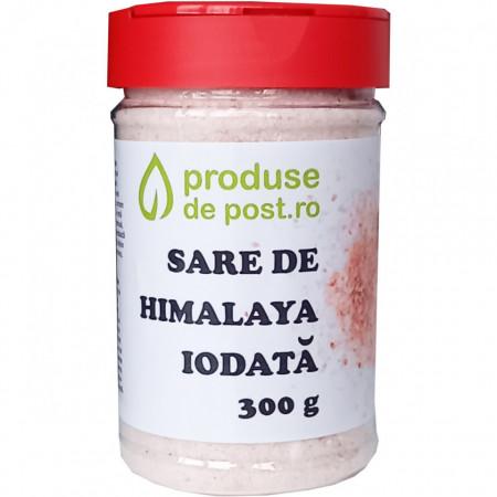 Sare de Himalaya Iodata - 300 gr